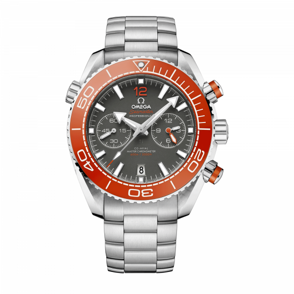Seamaster Planet Ocean 600M Co-Axial Master Chronometer Chronograph 45.5 mm von Omega bei Juwelier Fridrich in München