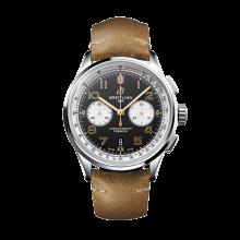 Premier B01 Chronograph 42 Norton von Breitling bei Juwelier Fridrich in München