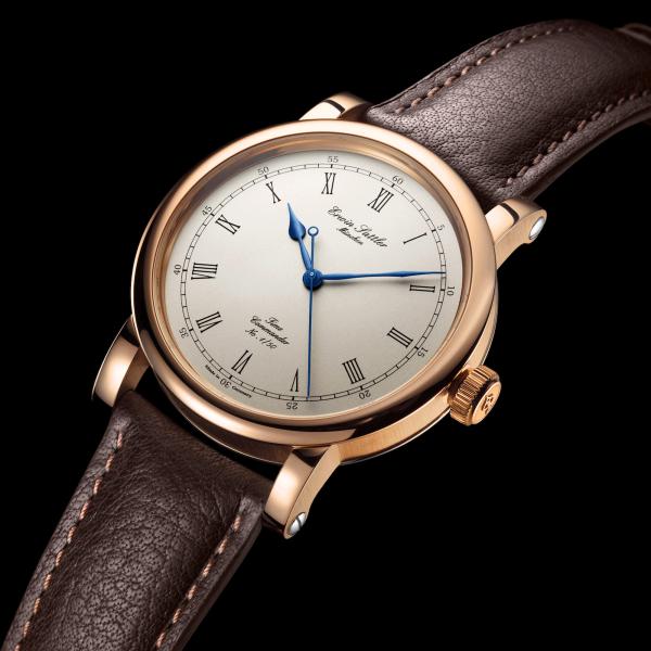 Armbanduhren von Erwin Sattler bei Juwelier Fridrich in München