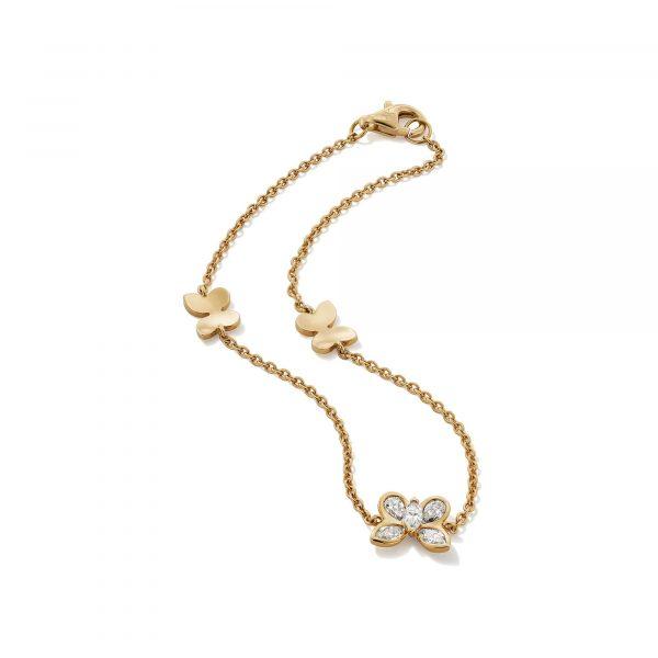 Roségold Diamant Armband von Hans D. Krieger bei Juwelier Fridrich in München