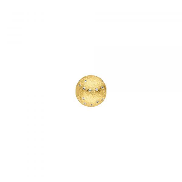 Gelbgold Verschluss mit Brillanten von Jörg Heinz bei Juwelier Fridrich in München