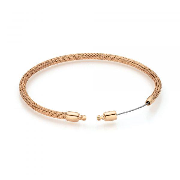 Roségold Armband