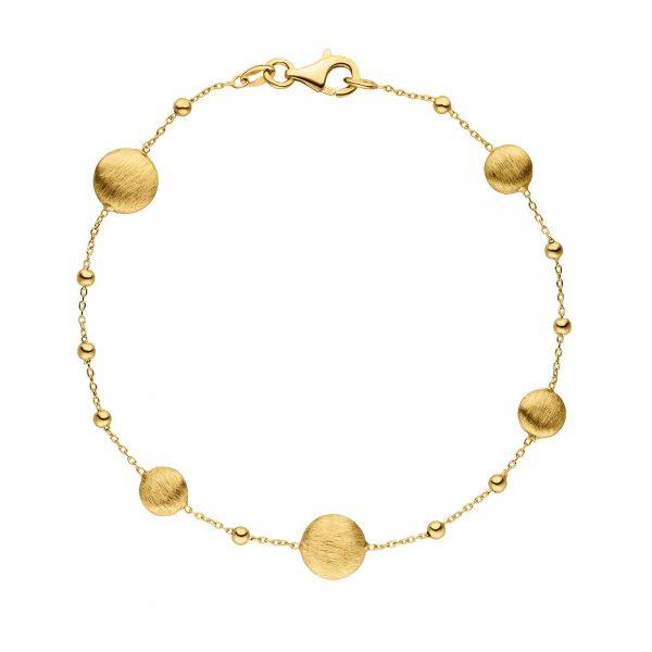 Gelbgold Armband von Kollektion Fridrich bei Juwelier Fridrich in München
