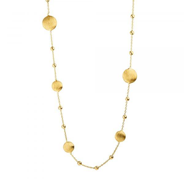 Gelbgold Collier von Kollektion Fridrich bei Juwelier Fridrich in München