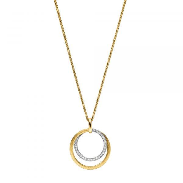 Gelbgold Zopfkette von Kollektion Fridrich bei Juwelier Fridrich in München