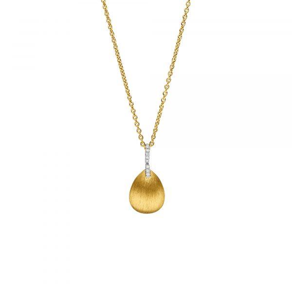 Gelbgold Ankerkette von Kollektion Fridrich bei Juwelier Fridrich in München