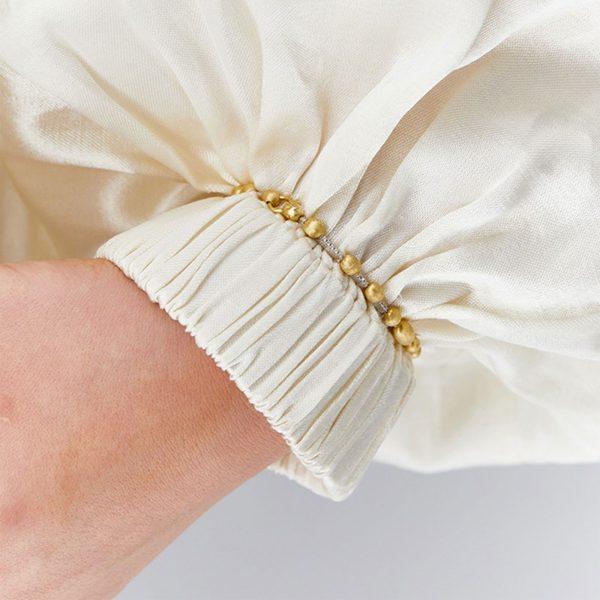 Gelbgold Armband mit Brillanten