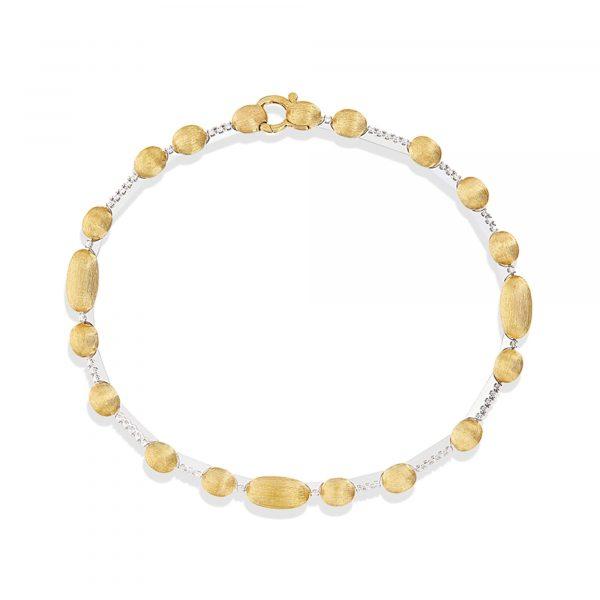 Gelbgold Armband mit Brillanten von Nanis bei Juwelier Fridrich in München