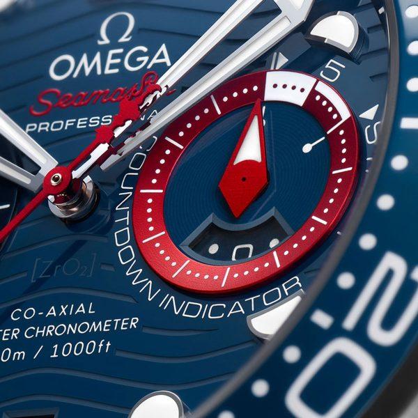 Seamaster von Omega bei Juwelier Fridrich in München