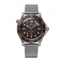 Seamaster Diver 300M Co-Axial Master Chronometer 42 mm 007 Edition von Omega bei Juwelier Fridrich in München