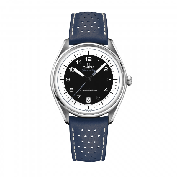 Seamaster Olympic Official Timekeeper Co-Axial Master Chronometer 39.5 mm von Omega bei Juwelier Fridrich in München