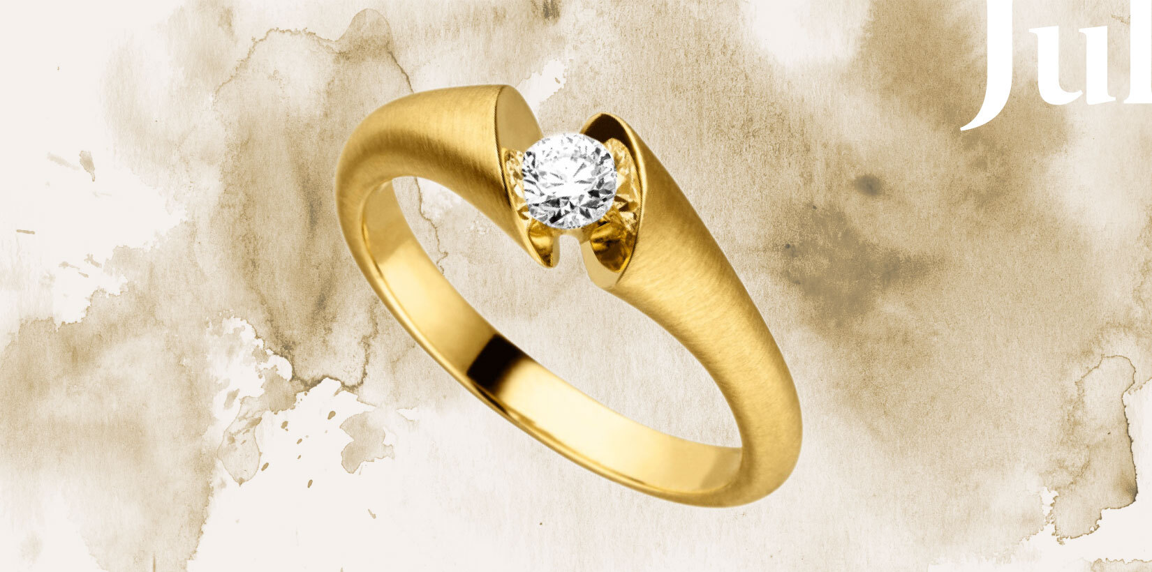 Thema des Monats Goldrausch bei Juwelier Fridrich München