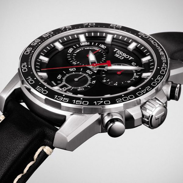 Supersport Chrono von Tissot bei Juwelier Fridrich in München
