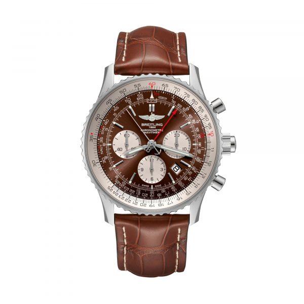 Navitimer B03 Chronograph Rattrapante 45 von Breitling bei Juwelier Fridrich in München